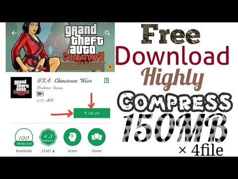 gta chinatown wars apk data highly compressed download