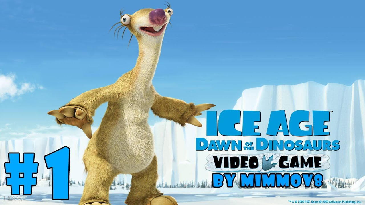 L'era Glaciale Lemure L' Era Glaciale 3 L'Al...