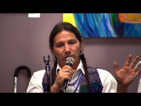 Dan Wapepah: Ojibwe Big Drum Society