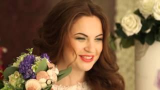 Создание свадебного образа Анастасии Антоненко.-