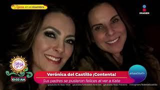 Verónica del Castillo reacciona a la sentencia de
