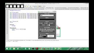 AutoHotkey Gui Auto Control Code Generator Script