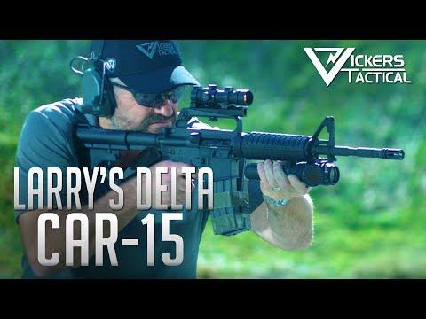 Larry's Delta CAR-15