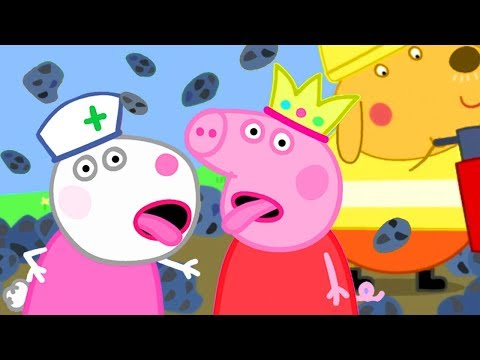 Peppa Pig Official Channel Peppa Pig S Best Friend Suzy Sheep