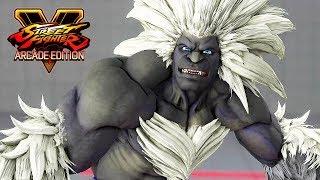 Street Fighter 5 - BLANKA Gameplay Online Matches @ 1080p (60ᶠᵖˢ) HD ✔
