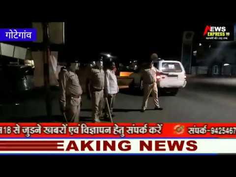 सड़कें सूनी बाजार बंद, प्रधानमंत्री मोदी की अपील पर जनता ने लगाया खुद पर ''जनता कर्फ्यू''