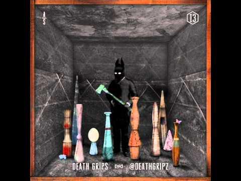 Death Grips - @DEATHGRIPZ [Adult Swim Singles Series]