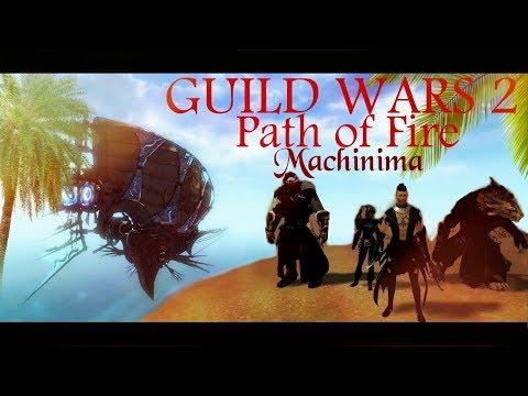 Pants on Fire   Guild Wars 2 PoF Machinima
