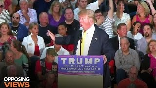 Trump Says He Would Turn Down U.S. Presidential Salary If Elected