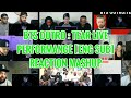Cover image ENG SUB BTS - OUTRO : TEAR LIVE PERFORMANCE | REACTION MASHUP