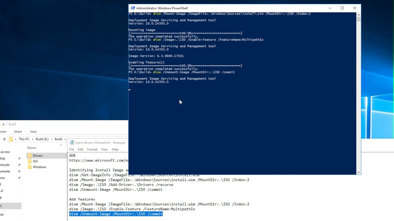 How To Add Drivers To Windows 10 Iso How to add drivers to