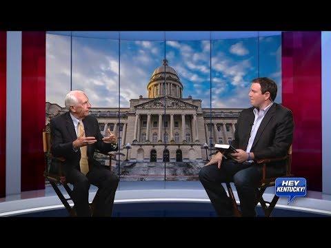 Matt Interviews Former Governor Steve Beshear (Part 1)
