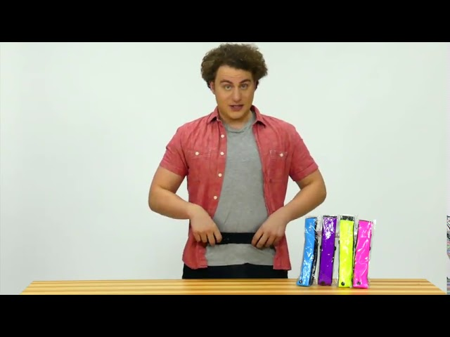 Product Video - Athle Sports - Running Belt With Two Pockets⠀