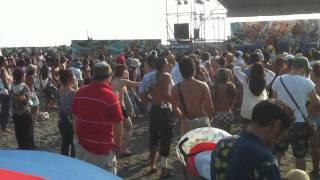 茅ヶ崎サザンビーチで8月21日22日に行われたイベント「エンドレスサマー...