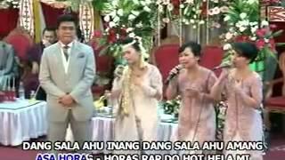 Hela Na Hutodo, Pernikahan Darwin Aritonang OS dan Susi Br.Sianturi Simatupang Sisters