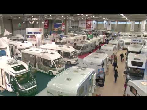 Suisse Caravan Salon - Messetrailer