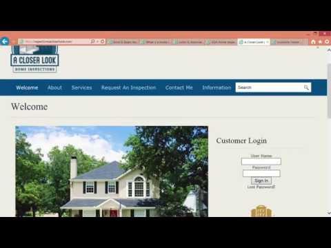 HomeGauge Websites for Inspection Companies
