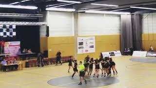 VOC viert feest na overwinning tegen Dalfsen halve finale beker 10-04-2018