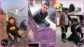 【抖音】TikTok Trung Quốc 😂 Những khoảnh khắc hài hước triệu view😂(Douyin) 2020 #38