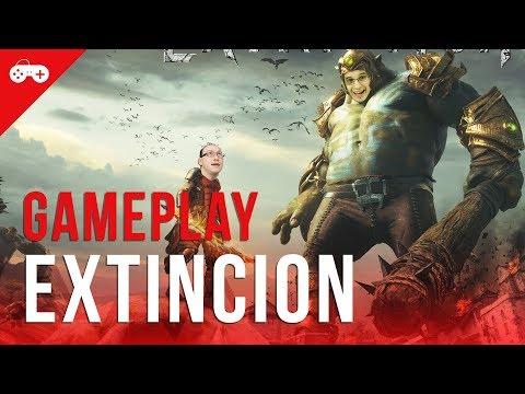 """Gameplay com Extincion - venha conferir o """"Attack on Ogro"""" com a gente!"""