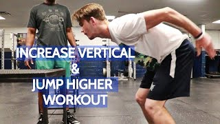 HOW TO DUNK JUMP HIGHER INCREASE VERTICAL INSTANTLY WITH THESE WORKOUTS