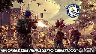 6 RECORDES NOS GAMES QUE NUNCA SERÃO QUEBRADOS! Parte 2