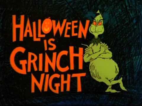 Halloween Is Grinch Night | Songs & Incidental Music