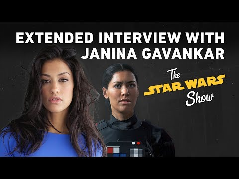 Battlefront II : Janina Gavankar on Iden Versio's Backstory and Why It's a Dream Role