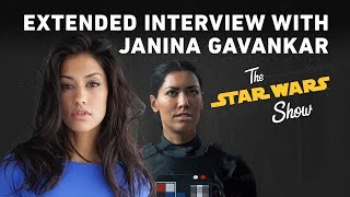 Battlefront II Interview: Janina Gavankar on Iden Versio