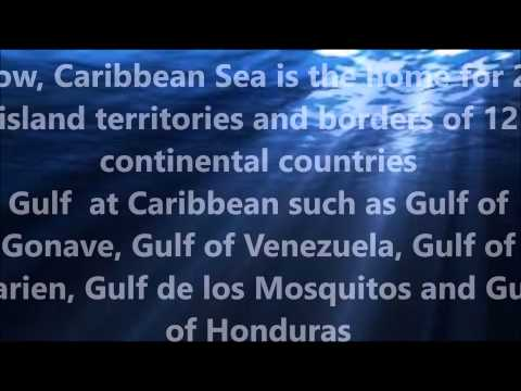 CARIBBEAN SEA PHYSICAL OCEANOGRAPHY