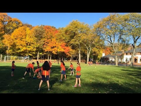 The Avery Coonley School Physical Education Curriculum - Social Importance of Physical Education