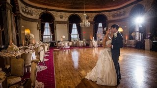 The Biltmore Hotel wedding, Rhode Island wedding photography | Lindsay and Brian