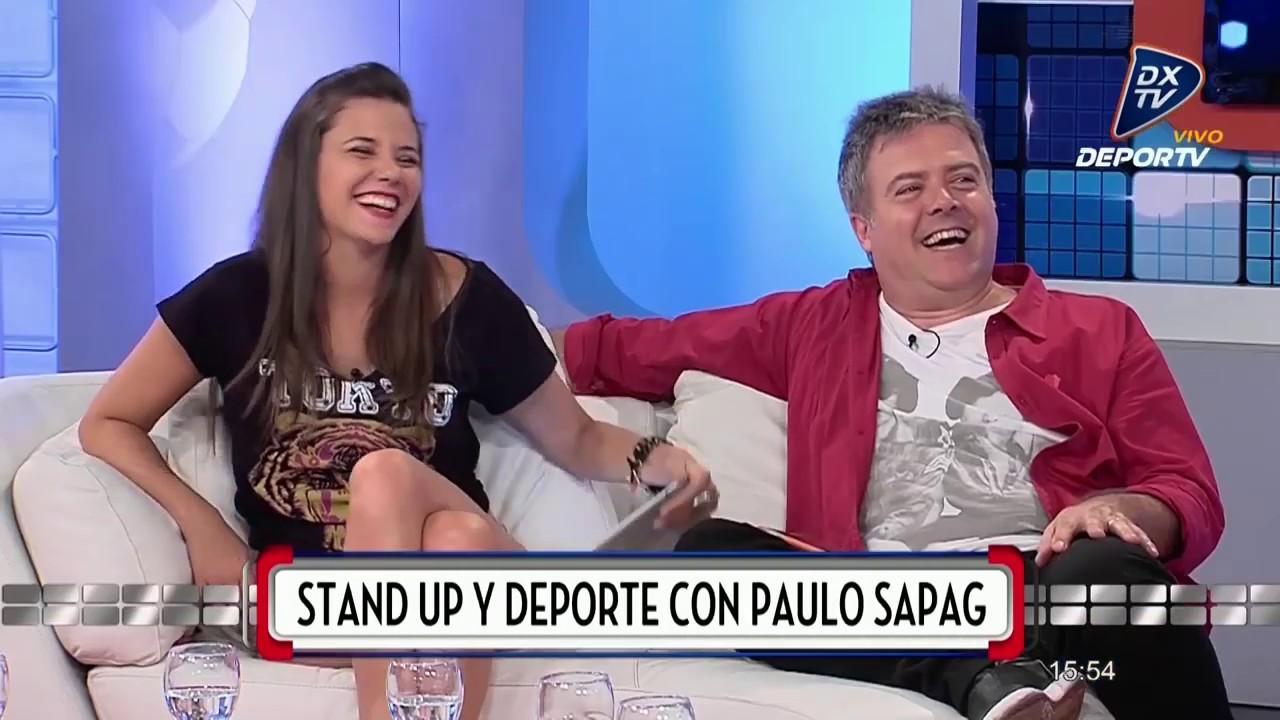 Paulo Sapag  - stand up fútbol