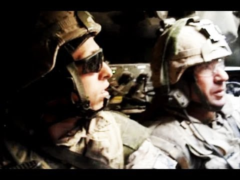 25MM CANNON VS. TALIBAN POSITIONS | FUNKER530