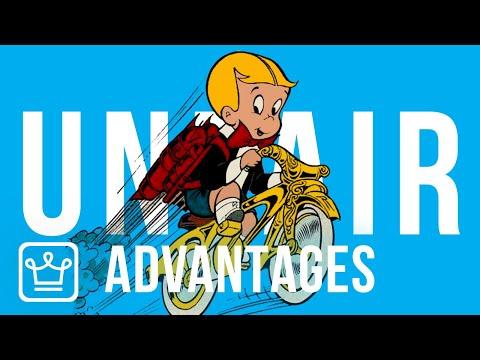 15 Unfair Advantages Rich People Have