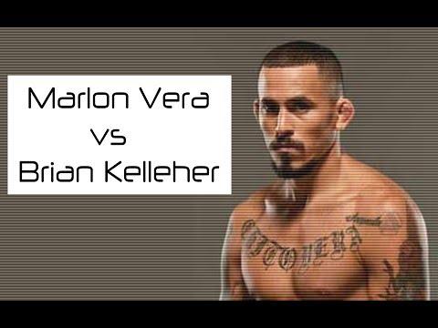 "Marlon ""Chito"" Vera  vs Brian Kellerher  [SUMISIÓN KIMURA]"