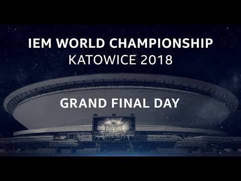 LIVE: FaZe vs. Fnatic - Grand Final - IEM World Championship Katowice 2018