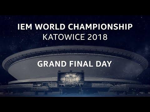 LIVE: FaZe vs. Fnatic – Grand Final – IEM World Championship Katowice 2018