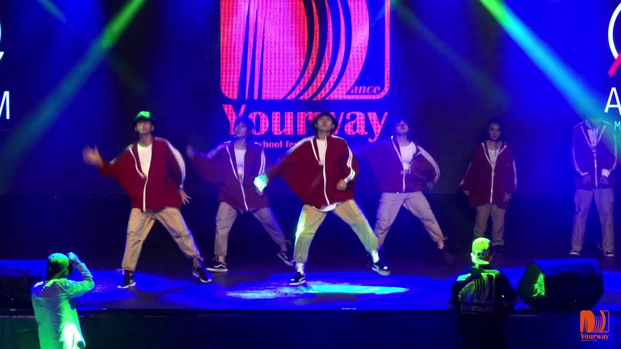 16 泰山×和平|20181118 高校街舞嘉年華Dance Your Way