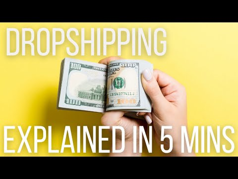 How a Dropshipping Business Works | Advantages of Dropshpping thru Shopify (Tagalog Tutorial) thumbnail