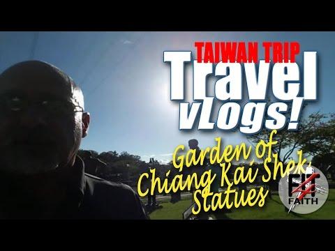The Garden of Chiang Kai Shek Statues