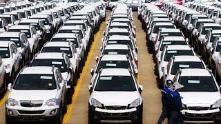Russia, Brazil Struggles Sink GM Q1 Profit