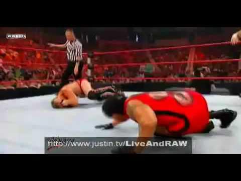 WWE RAW 21/9/09 PART 12/12