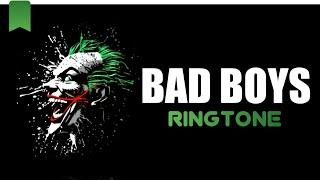 Bad Boys Ringtone | BGM Music