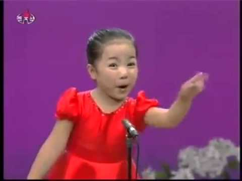 asian cute little girl singing . - YouTube