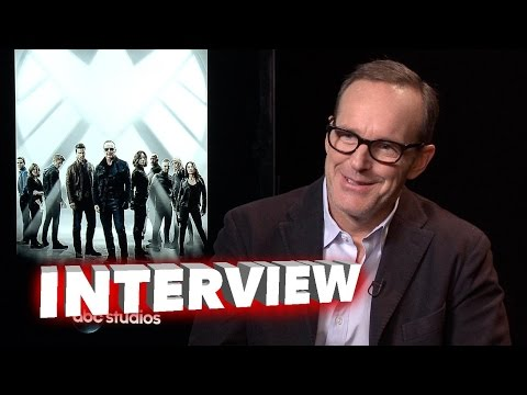 """Agents of S.H.I.E.L.D. : Clarck Gregg """"Phil Coulson"""" Exclusive Interview"""