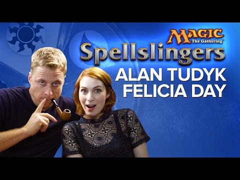 Day 9 vs. Alan Tudyk, Felicia Day, and Ryon Day  in Magic: The Gathering: Spellslingers
