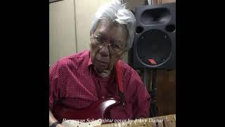 Bengawan Solo (Gesang) - guitar cover by Johny Damar
