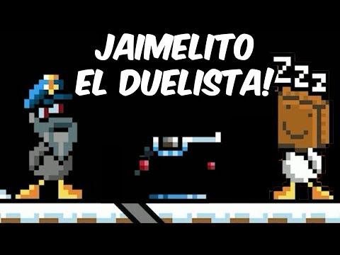 JAIMELITO Y EL COMEBACK EPICO! Duck Game #2 en Español - GOTH