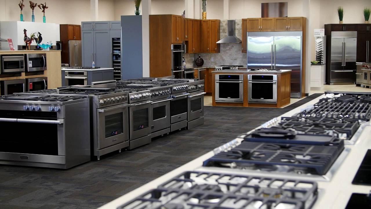 Warner stellian appliance store shakopee tour video youtube for Warners stellian